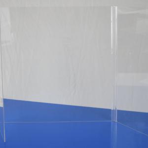 Portable Sneeze Shields