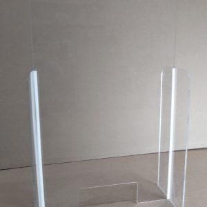 Acrylic Countertop Sneeze Shields